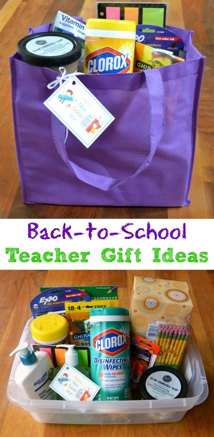 Classroom Keepsake Ideas ~ Back to school gift ideas for teachers