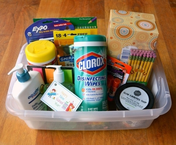 These back to school teacher gift ideas are sure to please your child's teacher