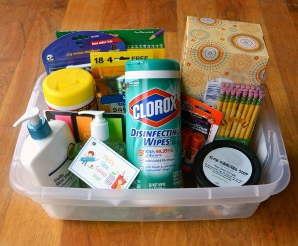 These back to school teacher gift ideas will be much appreciated by your child's teacher