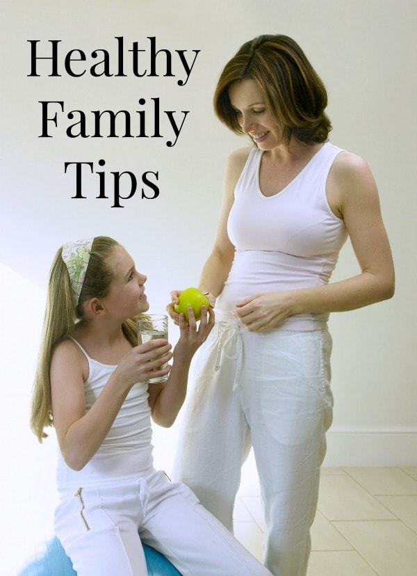 These healthy family tips are perfect for busy moms