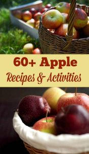 Apple Recipes and Activities