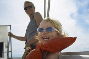 Tips on Keeping Kids Safe on Lake Outings