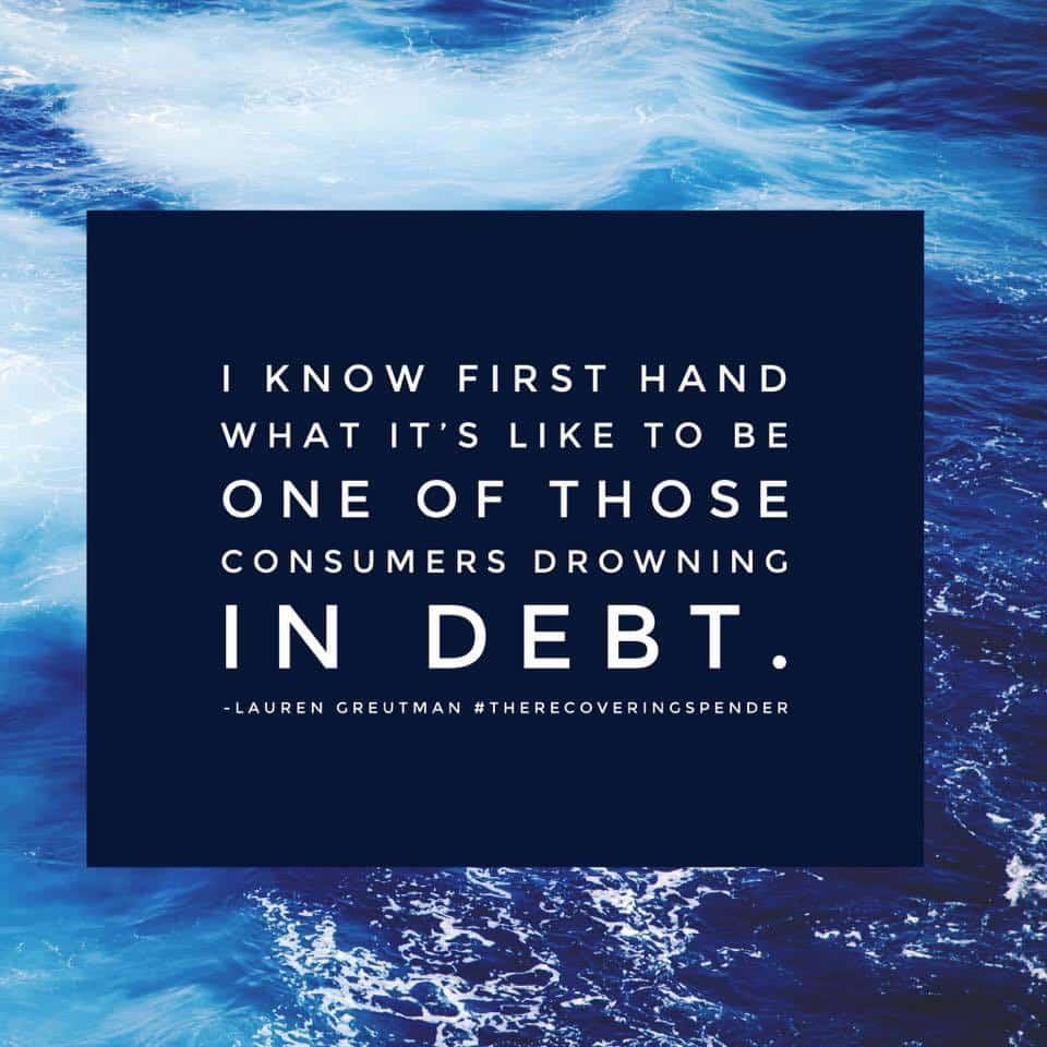 drowning-in-debt