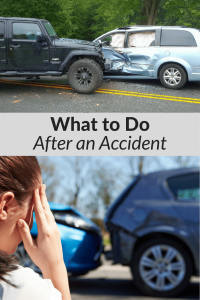 Do You Know What Steps to Take After a Car Accident?