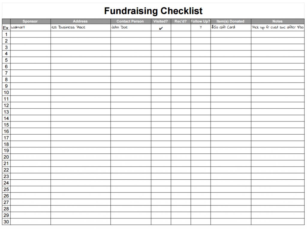 fundraising-checklist
