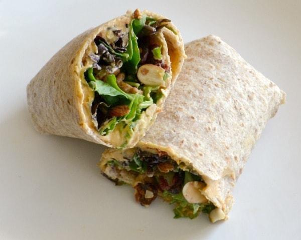 veggie-hummus-wrap