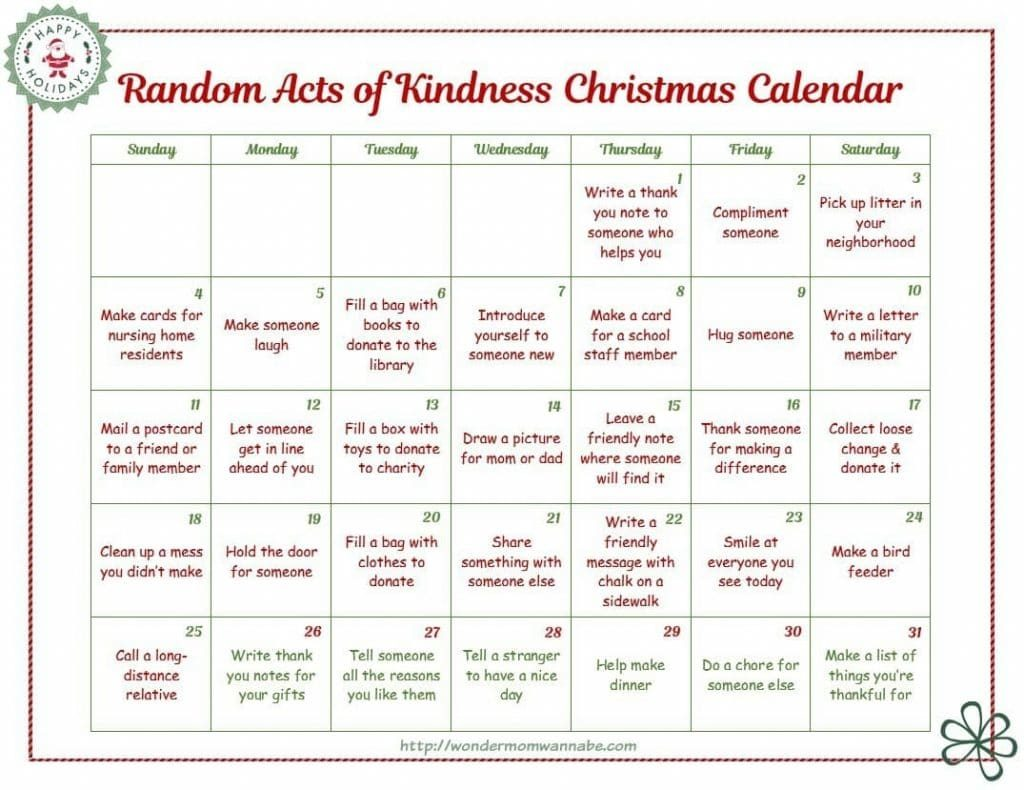 random acts of kindness essay A well known japanese proverb reads, one kind word can warm three winter months one word, one action, one simple display of affection can be more than.