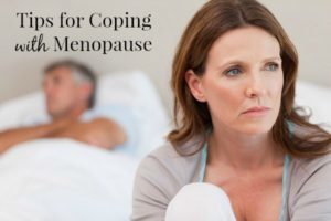 Tips for Coping with Menopause