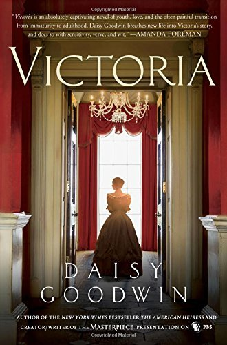 Victoria is a wonderful historical fiction novel about the early years of Queen Victoria's first years as queen.