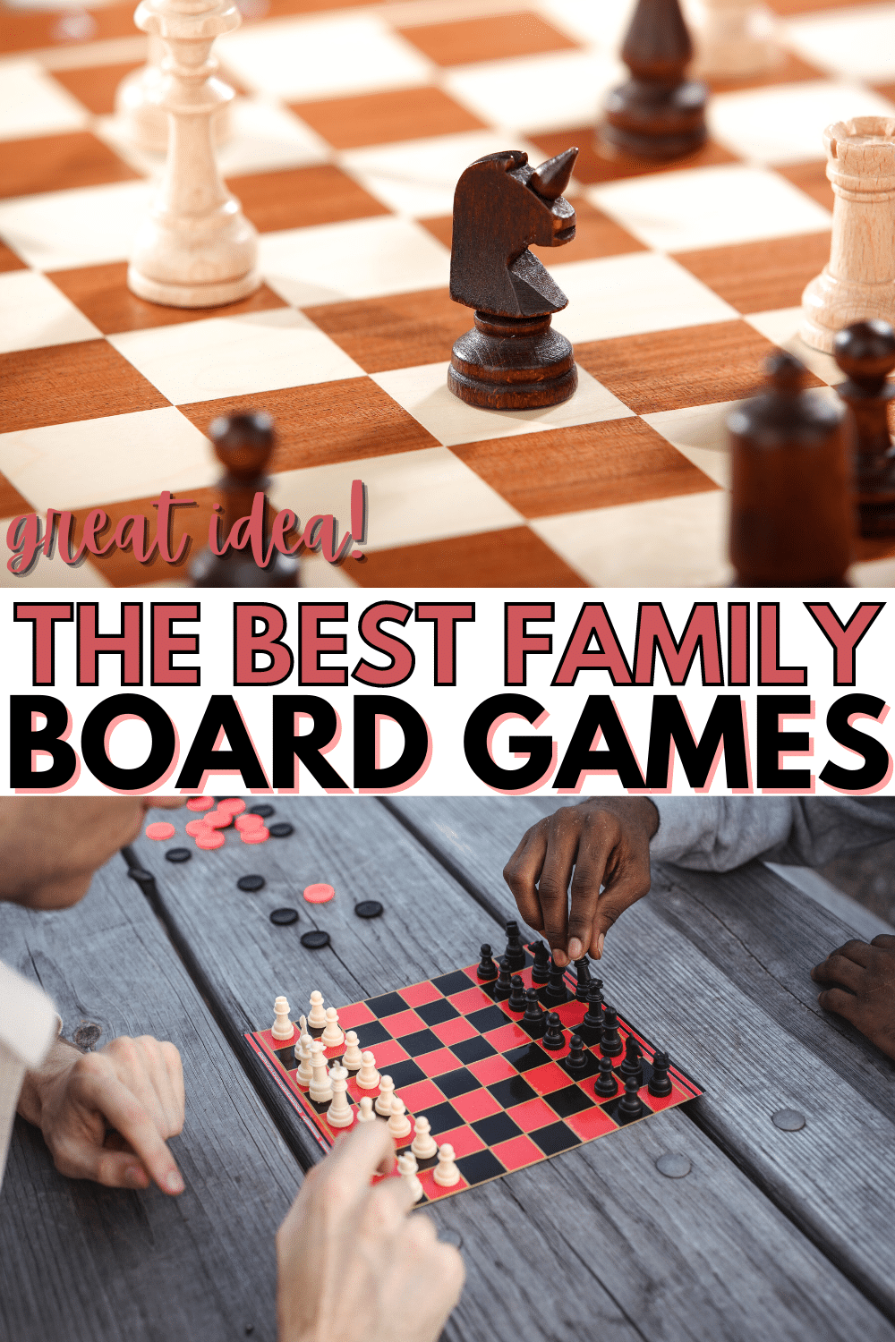 These are the best family board games for families with kids of all ages - tried, tested, and recommended by my family of six. #boardgames #familyfun #familygames #familytime via @wondermomwannab