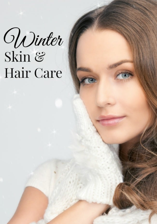Winter conditions can wreak havoc on your skin and hair. Fend off the harmful effects of cold, harsh weather with these winter skin and hair care tips.