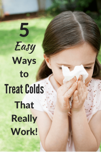5 Simple, Effective Ways to Treat Colds in Winter