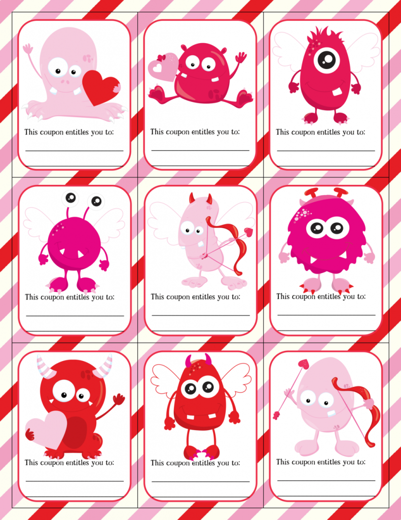 valentine coupons for kids save
