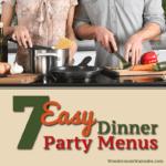 Easy Dinner Parties