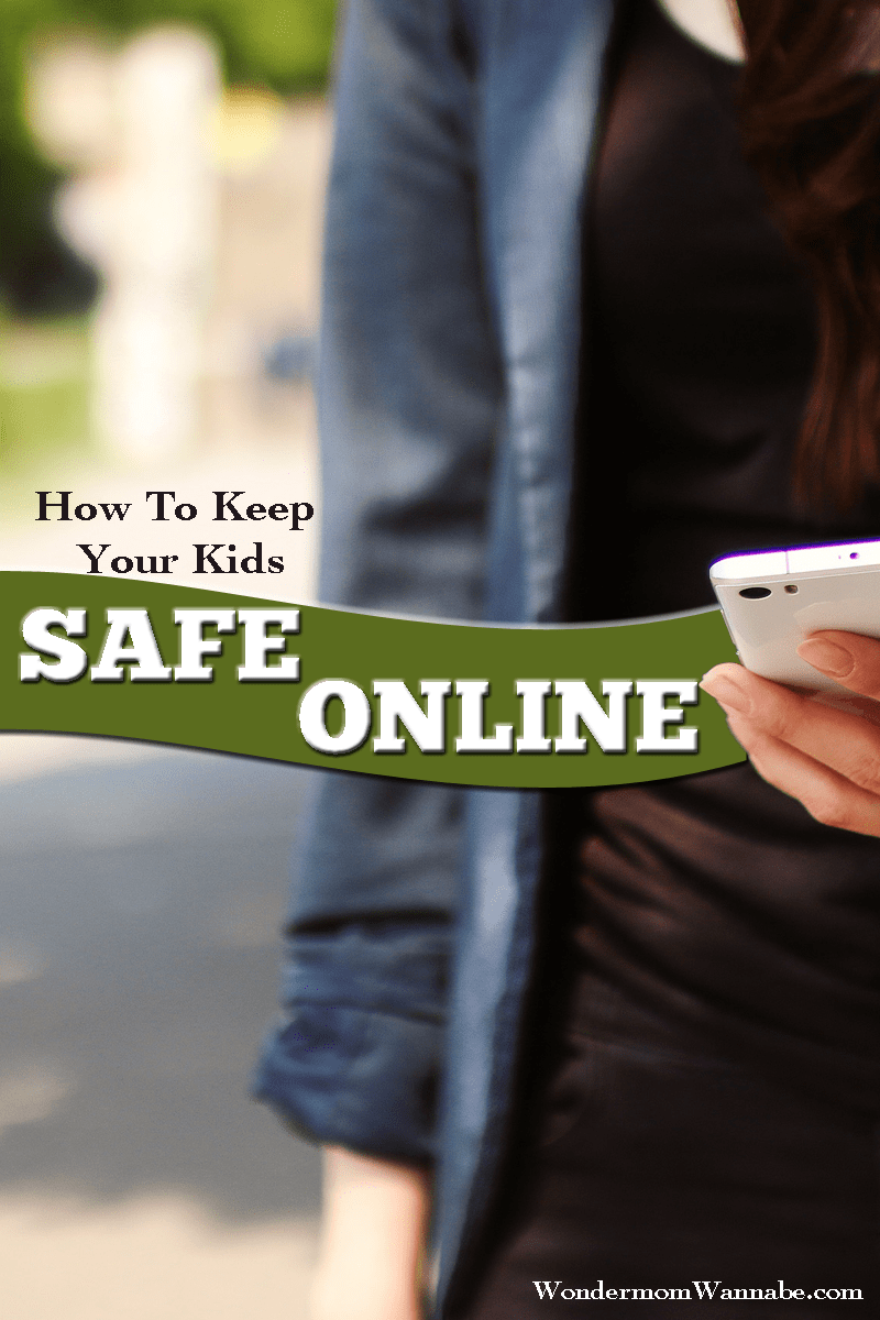 Great tips and a list of really helpful tools to keep your kids safe online!