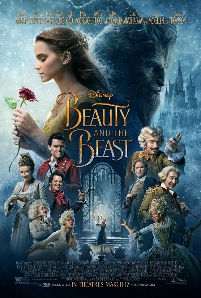 A variety of free printable Beauty and the Beast coloring pages for kids to enjoy - Belle, the Beast, and all the main characters from the movie. #beautyandthebeast #coloringpages #freeprintable #forkids via @wondermomwannab