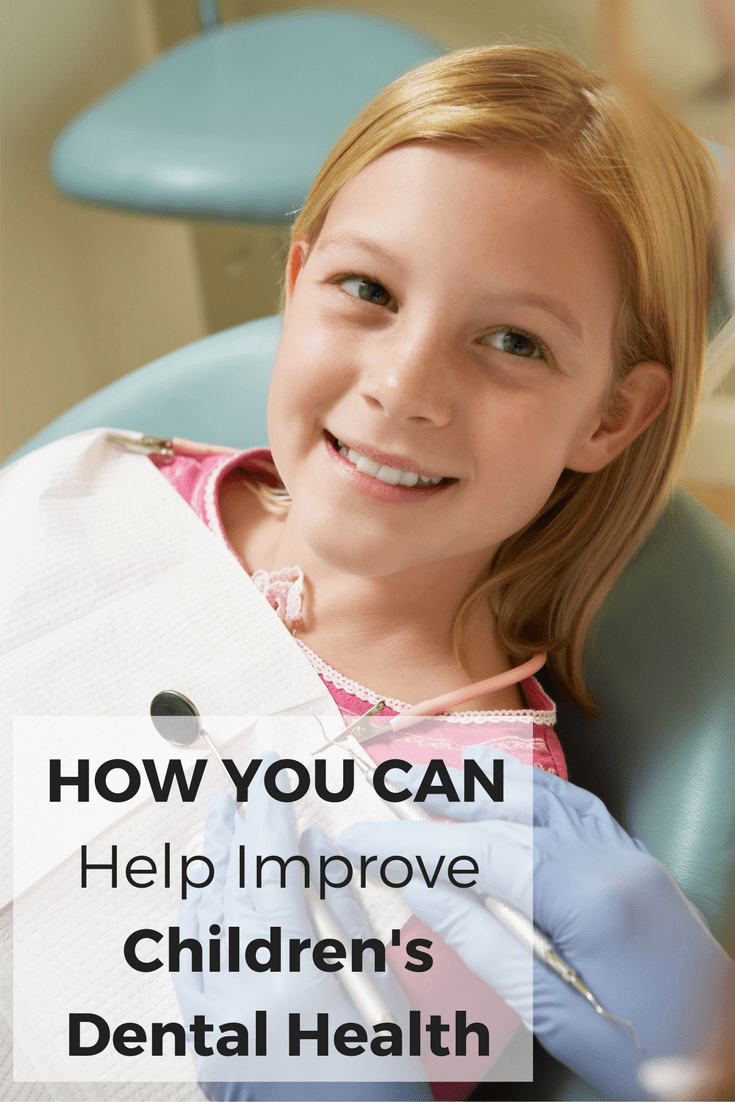 It's surprising how many kids suffer from tooth decay! Lots of great information on children's dental health here, plus ideas for spreading awareness.