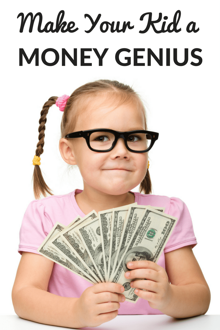 It IS possible to make your kid a money genius (even if you're not), you just need the right tools! So grateful to have found this resource that applies to kids from 3 to 23.