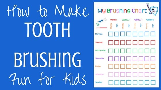 graphic about Printable Tooth Brushing Chart referred to as How towards Strengthen Little ones Dental Cleanliness + No cost Enamel Brushing Chart