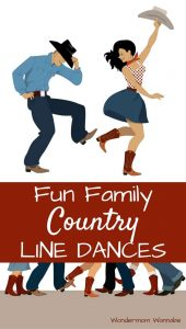 5 Popular Country Line Dances For Family Fun