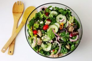 The 10-Minute 3-Step Solution for the Best Greek Salad