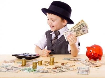 Learn how to make money as a kid
