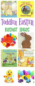 Toddler Easter Basket Ideas Your Child Will Love