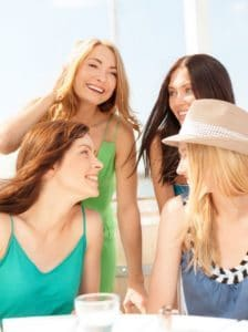 The 7 Types of Mom Friends All Moms Need