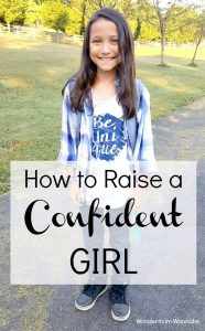 How to Raise a Confident Girl