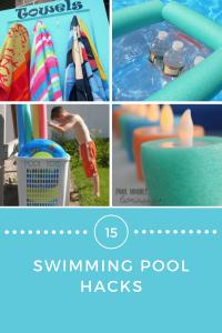 15 Swimming Pool Hacks
