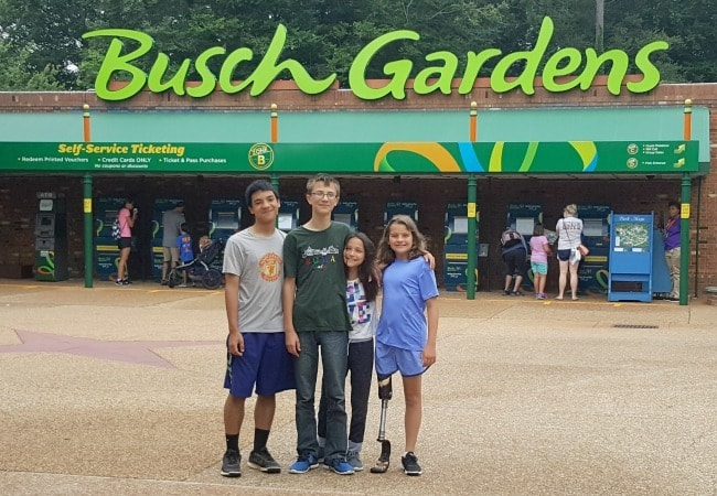 Busch Gardens Teacher Pass - Garden and Modern House Image