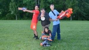 How to Have an Epic Nerf War