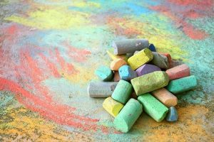 20 Awesome Sidewalk Chalk Ideas