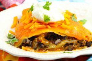 Instant Pot Taco Lasagna