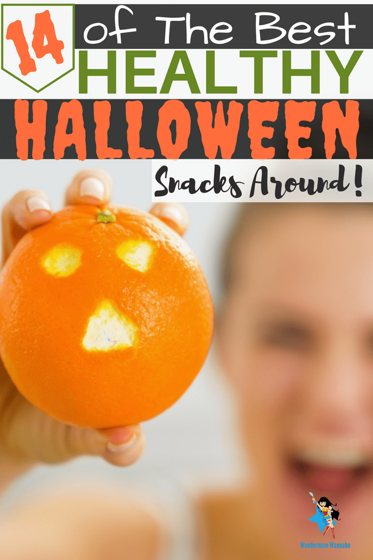 Looking for healthy Halloween snacks? Combat all that sugar with these fun snack ideas.
