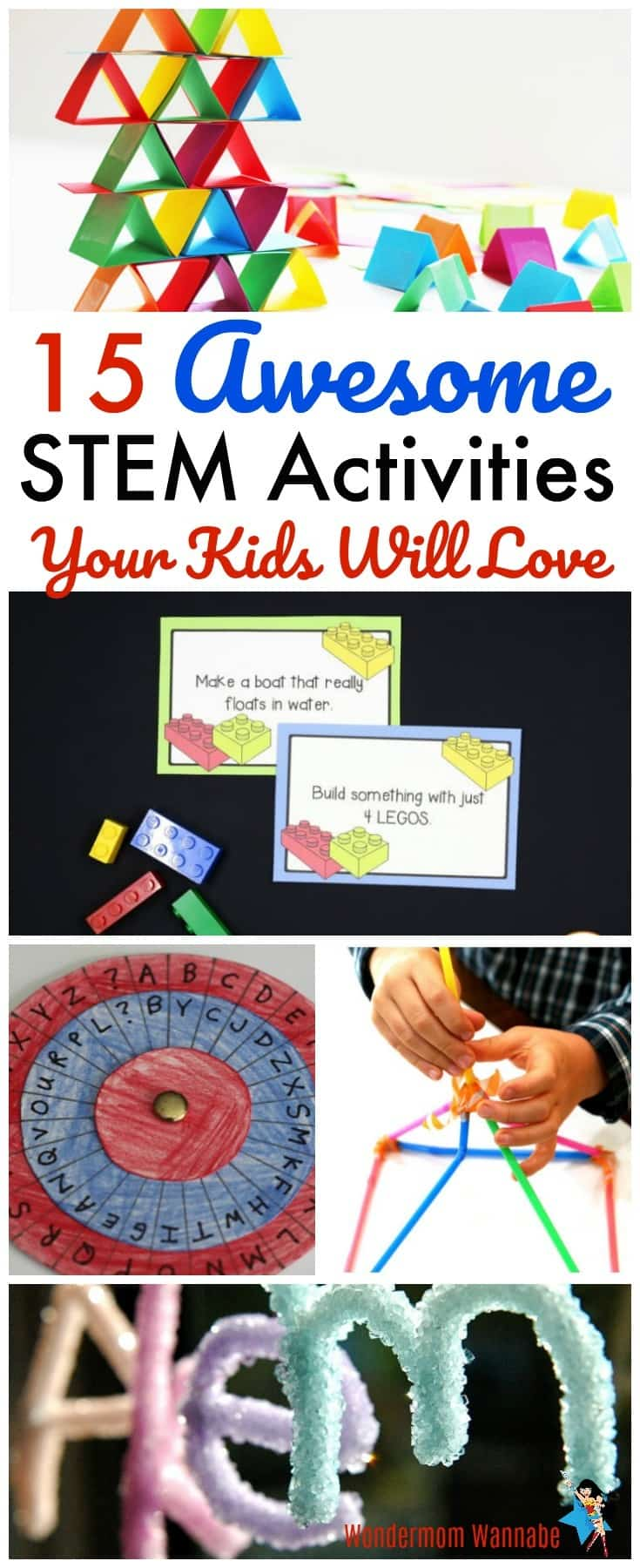 Your children will love these totally fun educational activities for kids. Even better, you probably have everything you need to do them right at home.