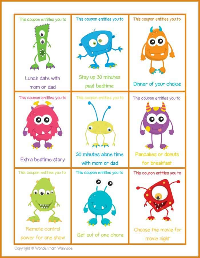 printable halloween stories kids printable halloween coupons for kids
