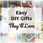 Easy DIY Gifts Your Friends and Family Will Love