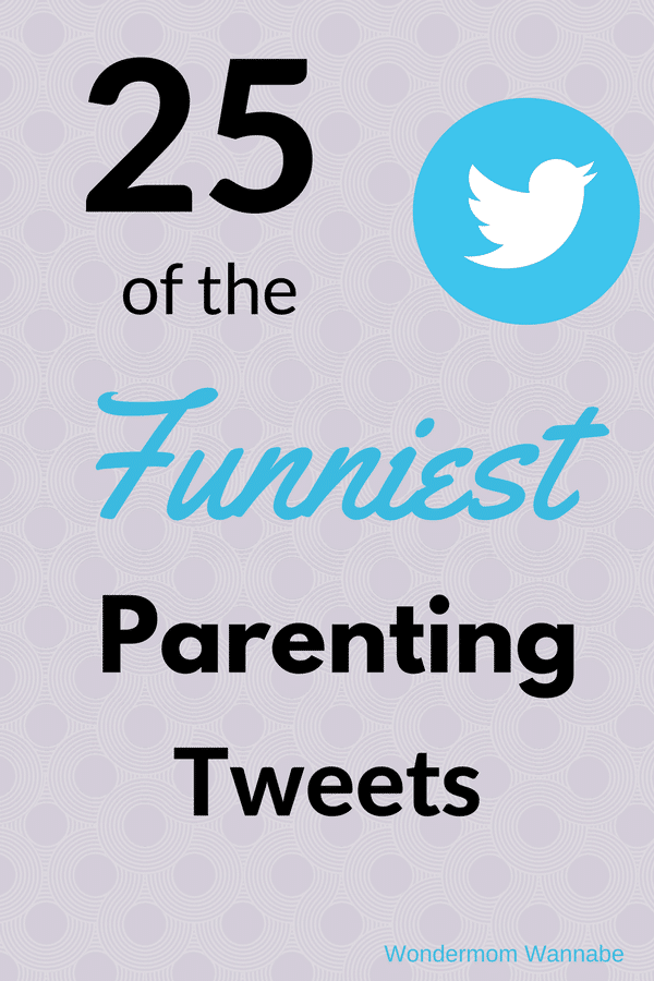 Some of the funniest parenting tweets that are both hilarious and pure genius! #parentinghack #funny