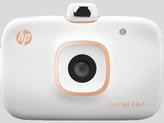 HP Sprocket 2-in-1 camera