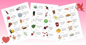 Free Printable Valentines That Are Oh So Punny