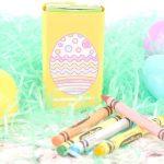 Easter Egg Juice Box