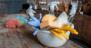 How to Speed Clean Your House for Guests