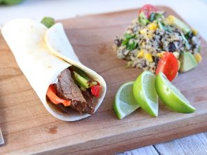 Sous Vide Instant Pot Steak Fajitas