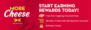 More Cheese Rewards: Save Even More at Chuck E. Cheese's