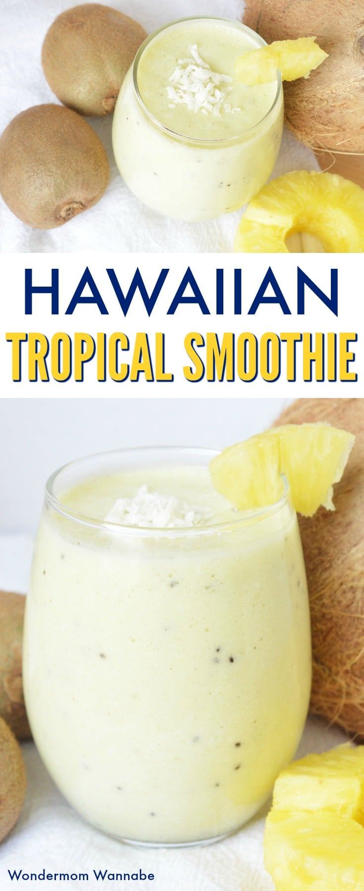 Hawaiian Tropical Smoothie