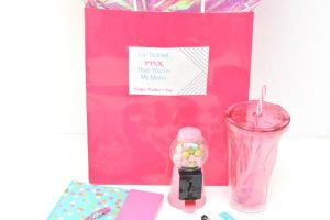 Tickled Pink: Easy Gift Idea for Mother's Day