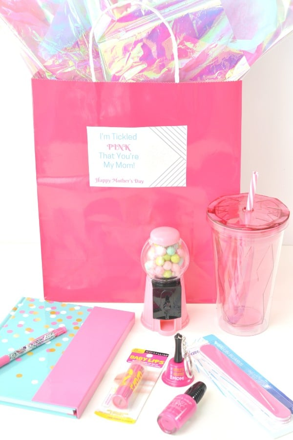 Tickled Pink Easy Gift Idea