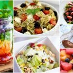 20+ Tasty Summer Salads to Enjoy in the Sun