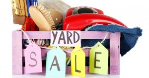 How to Make the Most Money From Your Yard Sale